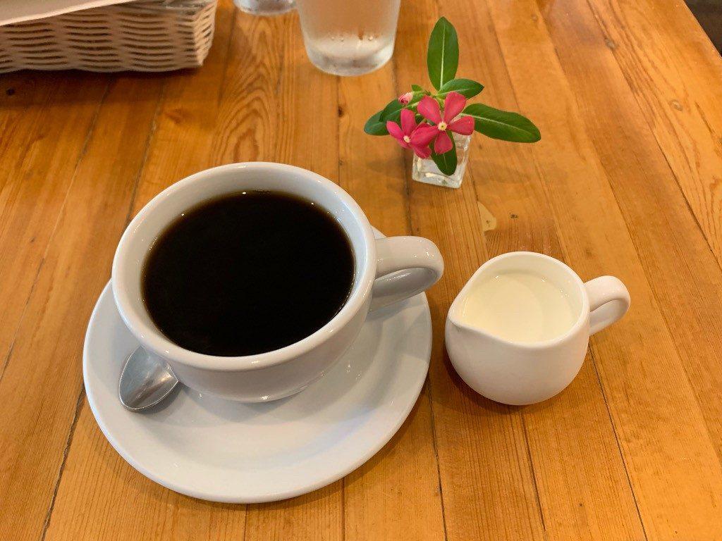 クリームポット 飲み物 コーヒー