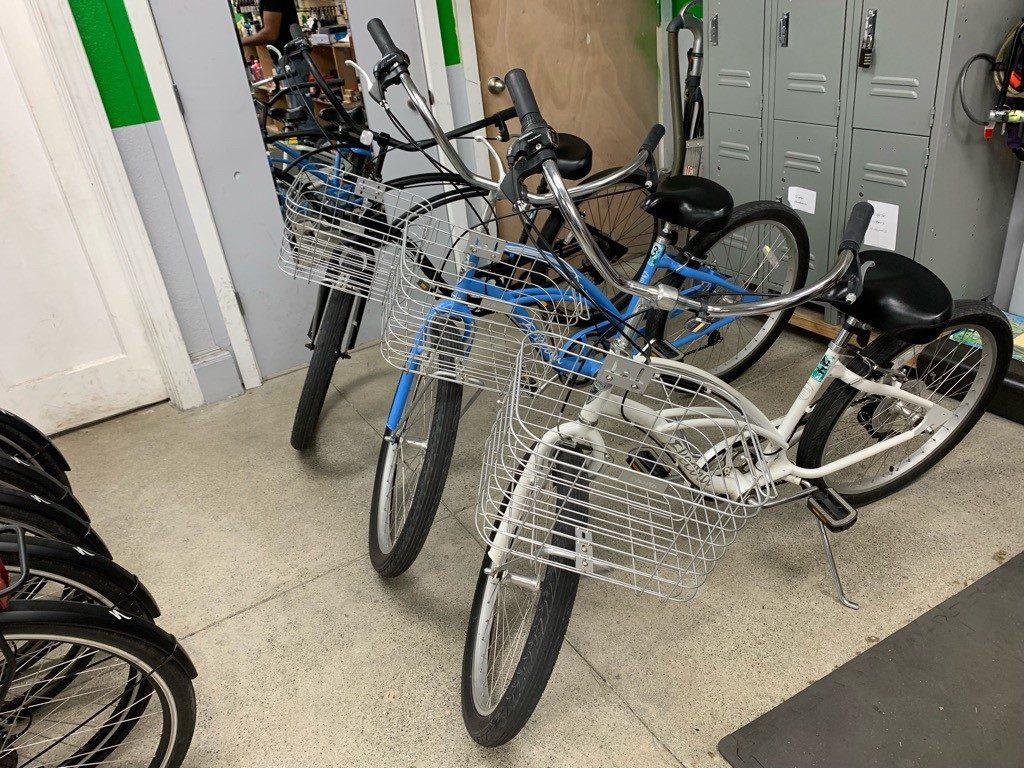 THE BIKE SHOP 自転車の品質とスペック