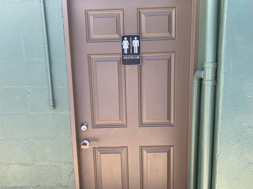 モケズ(Moke's)のトイレ2