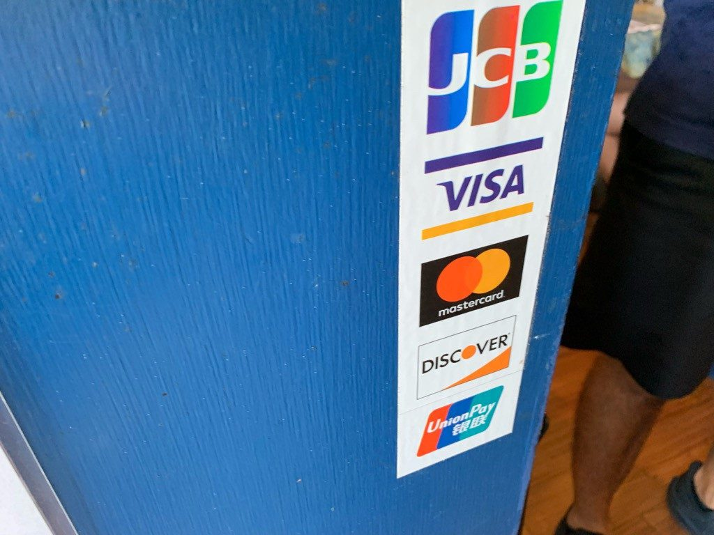 モケズ(Moke's)のクレジットカード