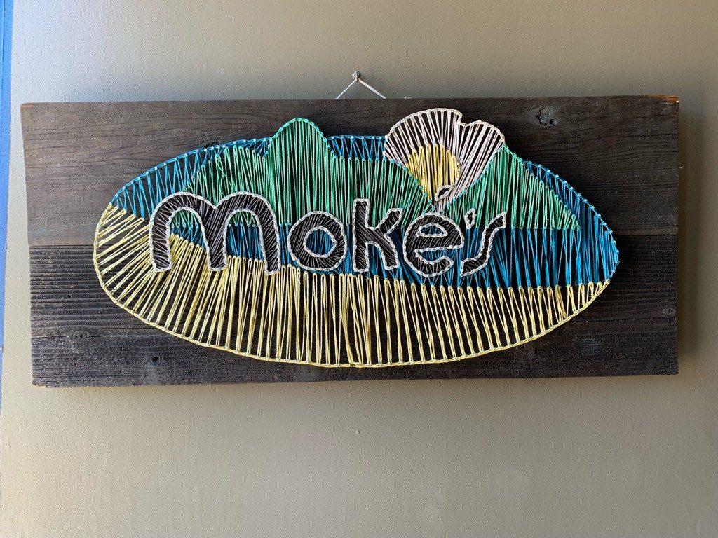 モケズ(Moke's)の内装3