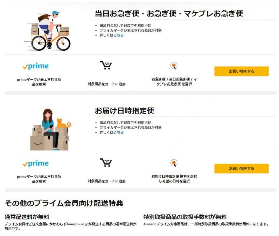 AmazonPrime_配送