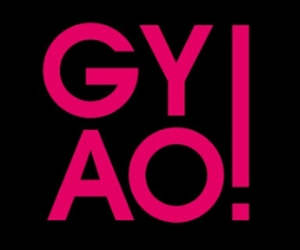 GYAOロゴ